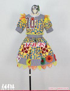 私立恵比寿中学 『夏だぜジョニー』柏木ひなた レプリカ衣装 フルオーダー