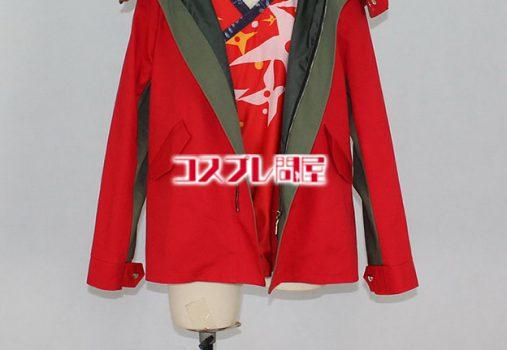 手裏剣戦隊ニンニンジャー 伊賀崎天晴(いがさきたかはる) アカニンジャー ジャケット レプリカ衣装 フルオーダー