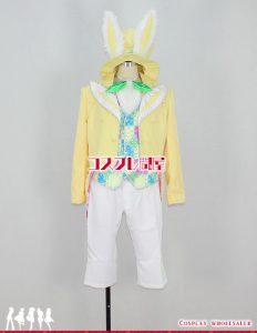 東京ディズニーランド(TDL)★ヒッピティ・ホッピティ・スプリングタイム 男性ダンサー 黄色