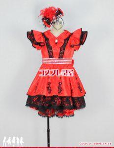 東京ディズニーランド(TDL) ミッキー&カンパニー ミニー レプリカ衣装 フルオーダー