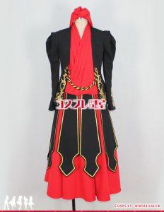 東京ディズニーシー(TDS) ファージャ 豪華版 レプリカ衣装 フルオーダー