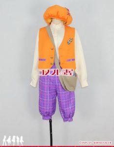 東京ディズニーシー(TDS) ニューヨーク・ハロウィーン・フォリーズ マックス レプリカ衣装 フルオーダー