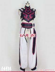 スーパーストリートファイターIV(ストIV) ハン・ジュリ レプリカ衣装 フルオーダー