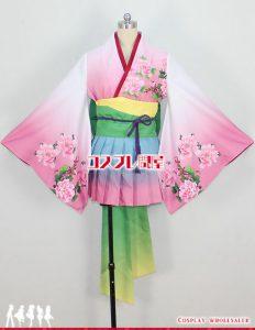 剣が君 主人公 香夜(かよ) コスプレ衣装 フルオーダー