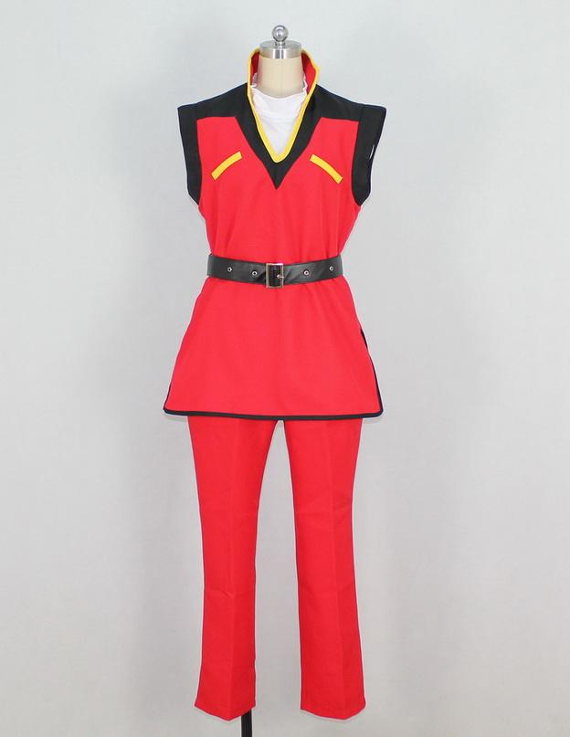 機動戦士Ζガンダム(ゼータガンダム) クワトロ・バジーナ コスプレ衣装 フルオーダー