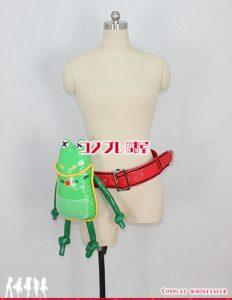 モンスターハンター4(モンハン・MH4) 旅団の看板娘 カエルのウエストポーチ コスプレ衣装 フルオーダー