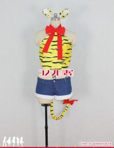 とらドラ! 逢坂大河 虎コスフィギュア コスプレ衣装 フルオーダー