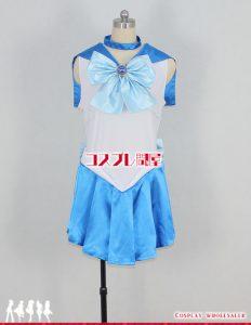 美少女戦士セーラームーン(セラムン) セーラーマーキュリー コスプレ衣装 フルオーダー