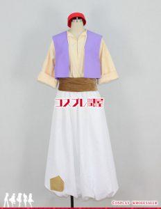 東京ディズニーシー(TDS) アラジン コスプレ衣装 フルオーダー