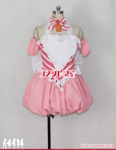 THE IDOLM@STER ONE FOR ALL(アイドルマスターワンフォーオール・アイマス) 天海春香 ティータイムハピネス コスプレ衣装 フルオーダー