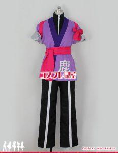 急襲戦隊ダンジジャー ダンジパープル レプリカ衣装 フルオーダー
