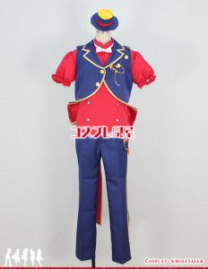 ラブライブ! スクールアイドルフェスティバル SR 矢澤にこ 4月 フルーツパーラー編 覚醒後 ズボンバージョン レプリカ衣装 フルオーダー