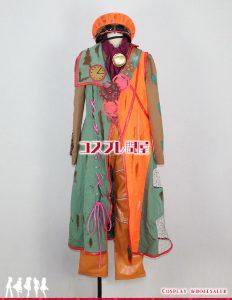 東京ディズニーシー(TDS) ヒューゴー・ヴェルジュール レプリカ衣装 フルオーダー