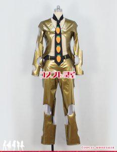 ジョジョの奇妙な冒険 パンナコッタ・フーゴ レプリカ衣装 フルオーダー
