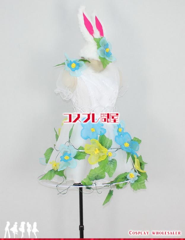 東京ディズニーランド(TDL) ディズニー・イースター2014 うさぎダンサー 青 レプリカ衣装 フルオーダー