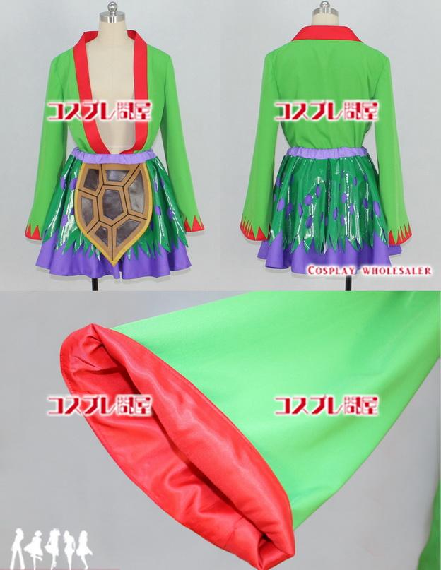 西遊記 沙悟浄 レプリカ衣装 フルオーダー
