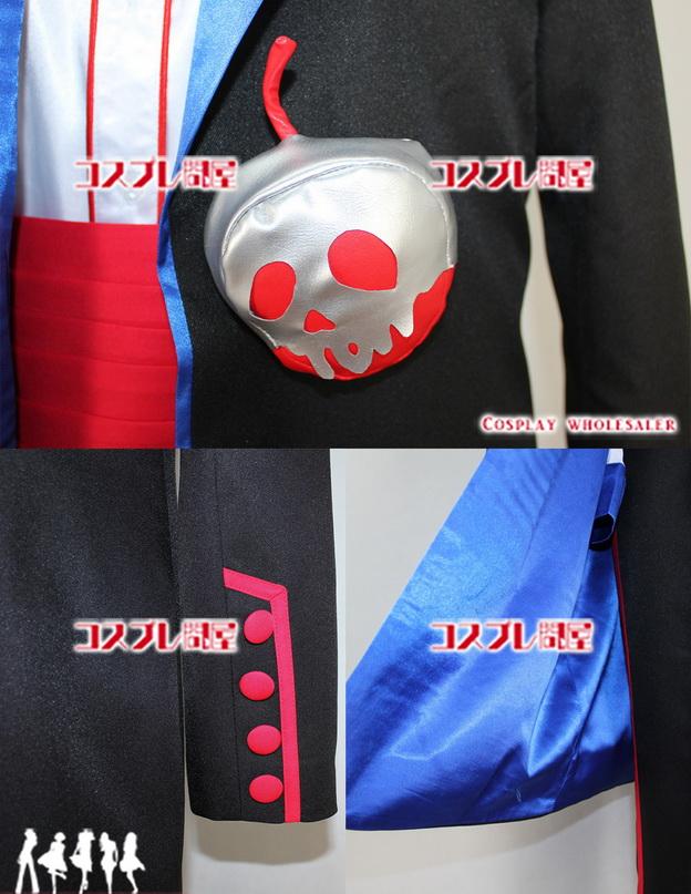 東京ディズニーシー(TDS) アップルポイズン レプリカ衣装 フルオーダー