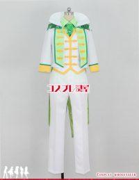 おそ松さん 松野チョロ松 F6ステージ衣装 アイドル コスプレ衣装 フルオーダー