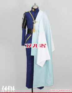 刀剣乱舞(とうらぶ) にっかり青江 正装 コスプレ衣装 フルオーダー