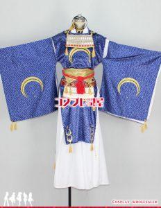 刀剣乱舞(とうらぶ) 三日月宗近 正装 コスプレ衣装 フルオーダー