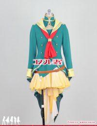 遙かなる時空の中で6(はるとき) 高塚梓(たかつかあずさ) 戦闘服 コスプレ衣装 フルオーダー