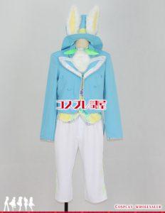 東京ディズニーランド(TDL) ヒッピティ・ホッピティ・スプリングタイム 男性ダンサー コスプレ衣装 フルオーダー