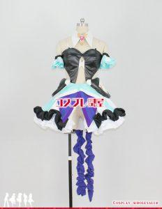 マクロスΔ(マクロスデルタ) 美雲・ギンヌメール 小道具付き コスプレ衣装 フルオーダー