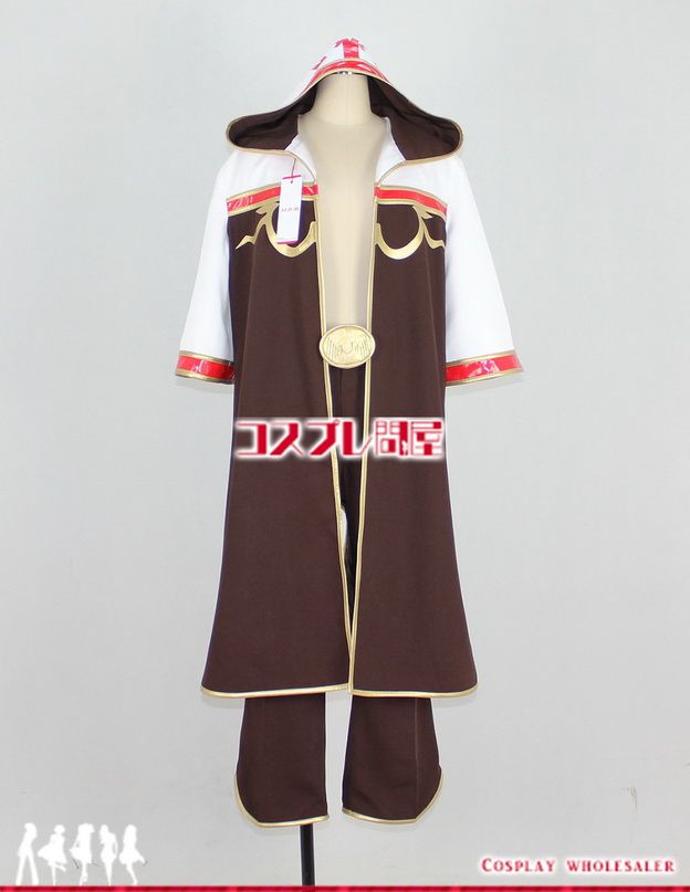 ラグナロクオンライン(RO) モンク(男) コスプレ衣装 フルオーダー