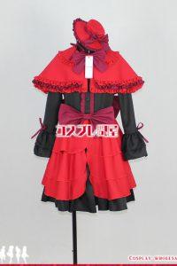 K(ケイ) 櫛名アンナ(くしなあんな) コスプレ衣装 フルオーダー