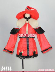 GUILTY GEAR(ギルティギア・GG) I-NO(イノ) コスプレ衣装 フルオーダー