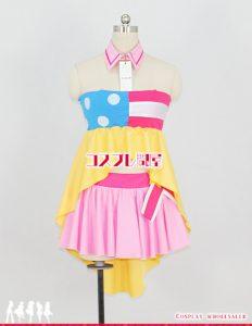 アイドルマスター シンデレラガールズ SR+ 赤城みりあ 凸レーション コスプレ衣装 フルオーダー