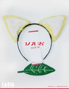でんぱ組.inc 成瀬瑛美 猫耳カチューシャ レプリカ衣装 フルオーダー
