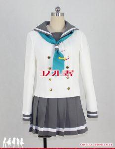 ラブライブ!サンシャイン!! 浦の星女学院 3年生 冬制服 コスプレ衣装 フルオーダー