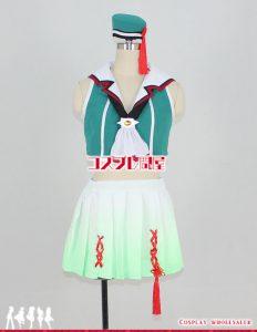 艦隊これくしょん~艦これ~ 鳥海改二(ちょうかいかいに) コスプレ衣装 フルオーダー