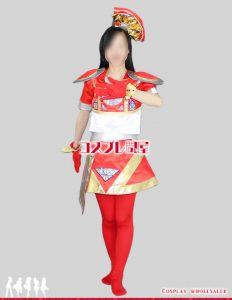 私立恵比寿中学 廣田あいか 年忘れ大学芸会2015 エビ中のオールアトラクスター レプリカ衣装 フルオーダー