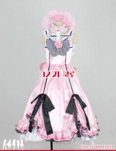 黒執事 駒鳥シエル パニエ付き コスプレ衣装 フルオーダー