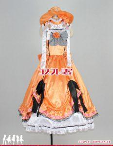 黒執事 駒鳥シエル(こまどりしえる) パニエ付き コスプレ衣装 フルオーダー