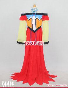 美少女戦士セーラームーン(セラムン) 火球皇女(セーラー火球) コスプレ衣装 フルオーダー