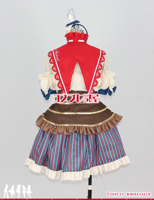 ラブライブ! スクールアイドルフェスティバル SR 小泉花陽 5月編 白雪姫 覚醒後 コスプレ衣装 フルオーダー