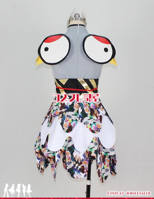 でんぱ組.inc 相沢梨紗 GOGO DEMPA TOUR 2016 破!to the Future レプリカ衣装 フルオーダー