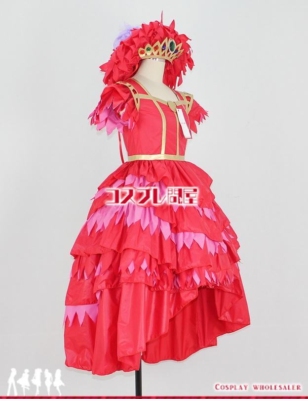 東京ディズニーランド(TDL) ミニーマウス ミニー・オー!ミニー フィナーレ レプリカ衣装 フルオーダー