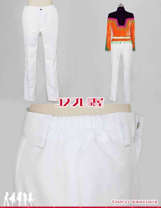 東京ディズニーシー(TDS) ホリデーグリーティング・フロム・セブンポート ロストリバーデルタ 男性ダンサー レプリカ衣装 フルオーダー