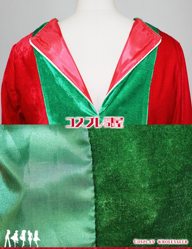東京ディズニーランド(TDL) クリスマス・ストーリーズ エルフ ダンサー レプリカ衣装 フルオーダー