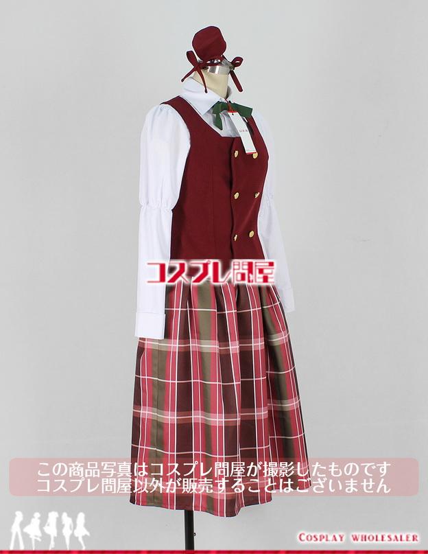 Axis Powers ヘタリア(APH) にょたりあ ラトビア娘 コスプレ衣装 フルオーダー