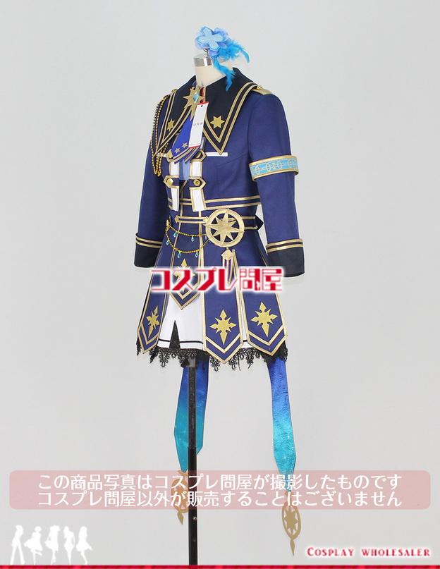 アイドルマスターシンデレラガールズ(デレステ) アナスタシア SSR+ 星巡る物語 特訓後 コスプレ衣装 フルオーダー