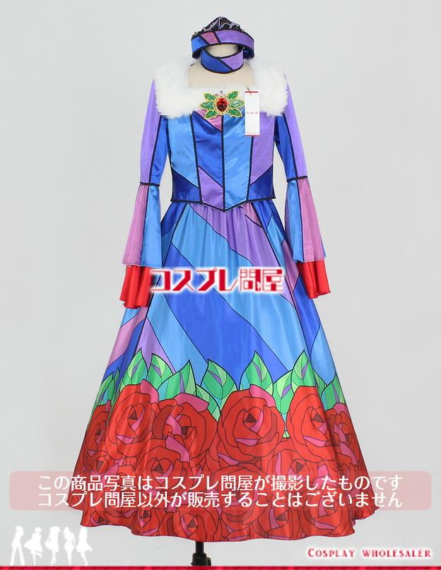 東京ディズニーランド(TDL) ディズニー・クリスマス・ストーリーズ 美女と野獣 女性ダンサー 帽子付き コスプレ衣装 フルオーダー