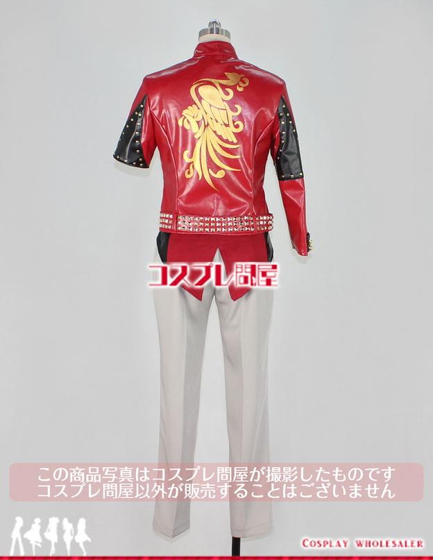 刀剣乱舞(とうらぶ) 和泉守兼定 ミュージカル 2部衣装 修正版 コスプレ衣装 フルオーダー