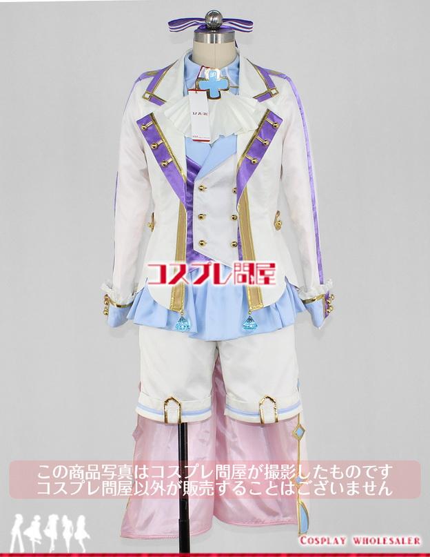 白猫プロジェクト ヨシュア(神気解放) 靴下付き コスプレ衣装 フルオーダー