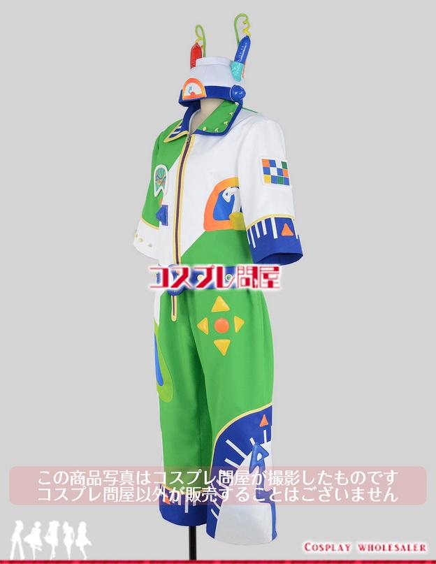 東京ディズニーランド(TDL) グーフィー うさたま大脱走! コスプレ衣装 フルオーダー