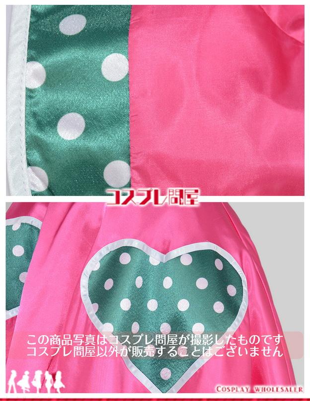 東京ディズニーランド(TDL) ショー ミニーマウス 髪飾り付 コスプレ衣装 フルオーダー